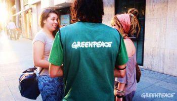 Diálogo directo Greenpeace