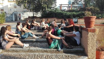 Taller de Movilización Social y creación colectiva de campañas sobre Movilidad Humana_Congdex Cáceres